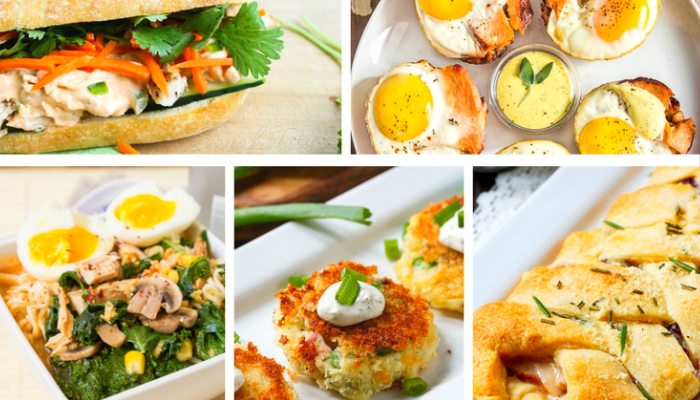 20 Easy & Delicious Thanksgiving Leftover Recipes