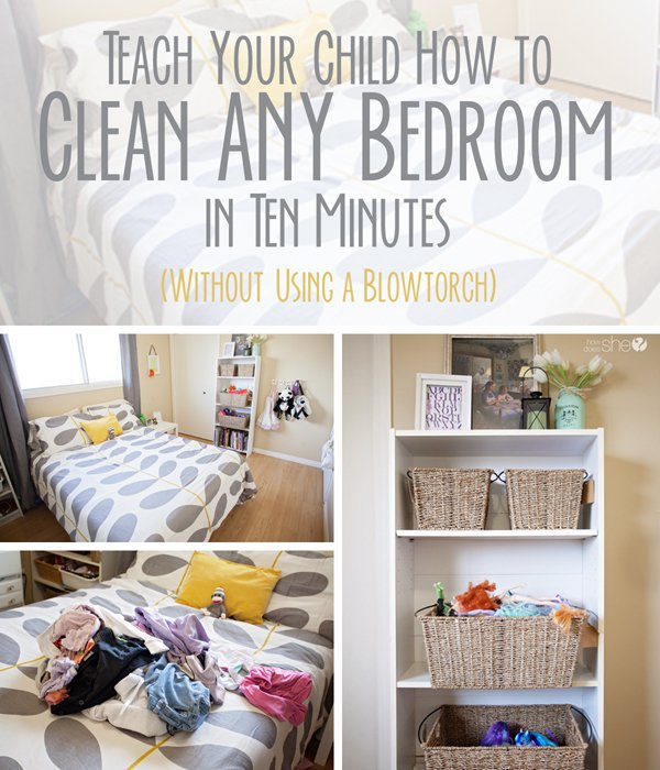 How to organize kid 39 s stuff sarah titus How do you clean your bedroom