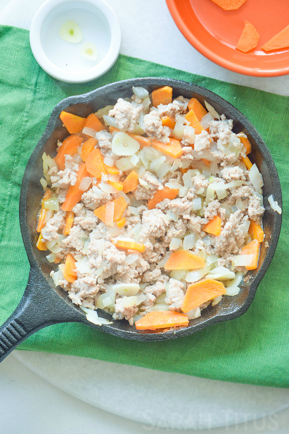 Forget Taco Tuesday! This Mexican Turkey Skillet is SO easy and delicious, it is sure to make it into your regular weeknight recipe rounds.