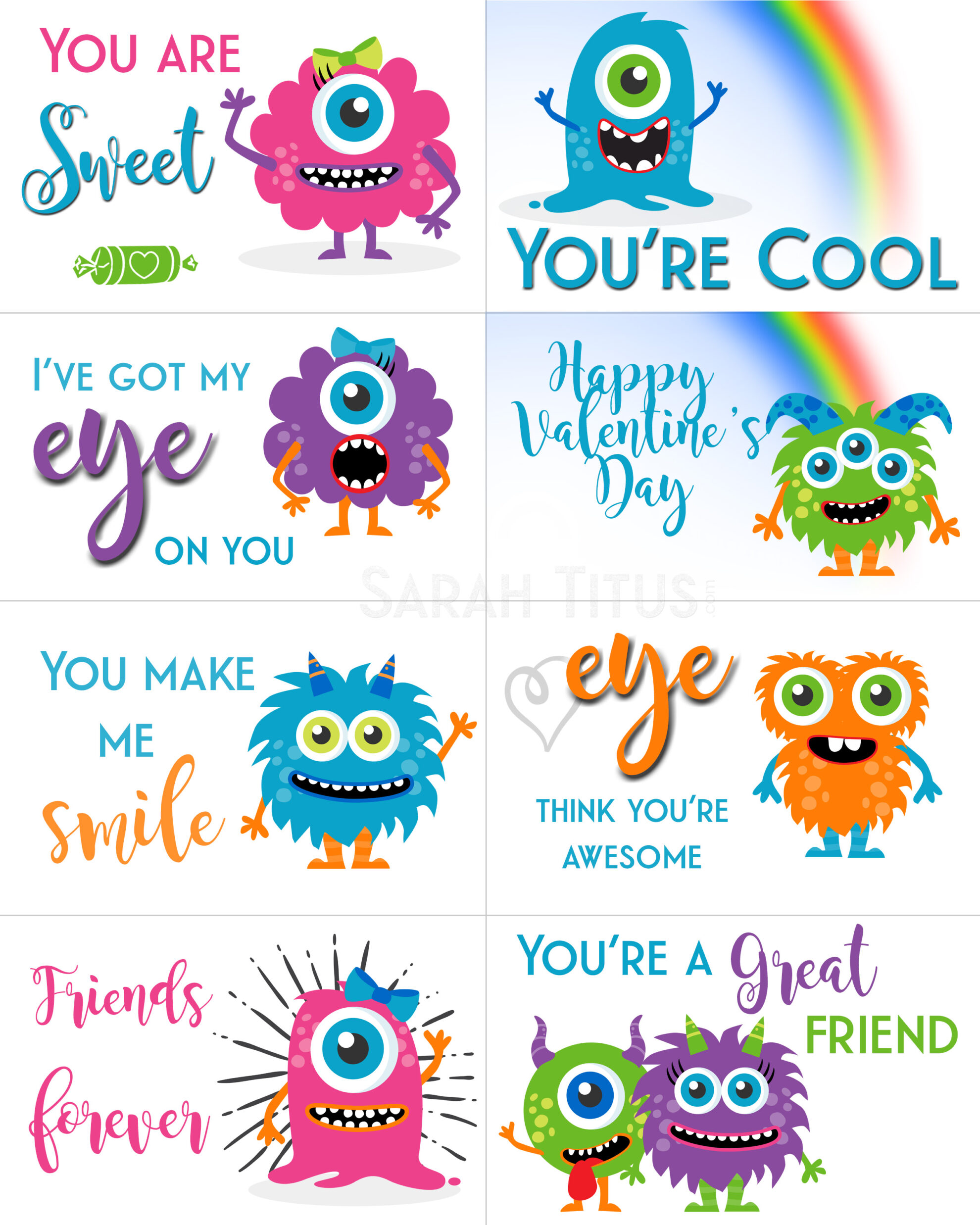 Free Printable Valentine S Quote: Free Printable Valentine Cards