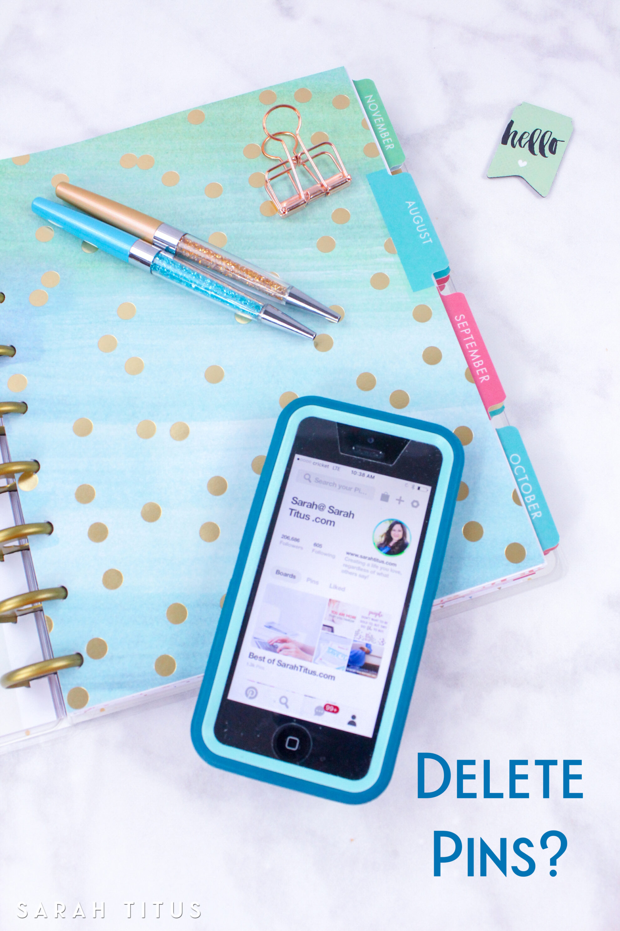 You're not obeying Pinterest's own rules if you're NOT deleting your pins! Here's why you should STILL delete pins on Pinterest.