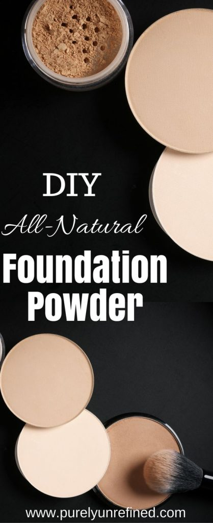 Your skin deserves the best! Treat it with this All Natural Foundation.
