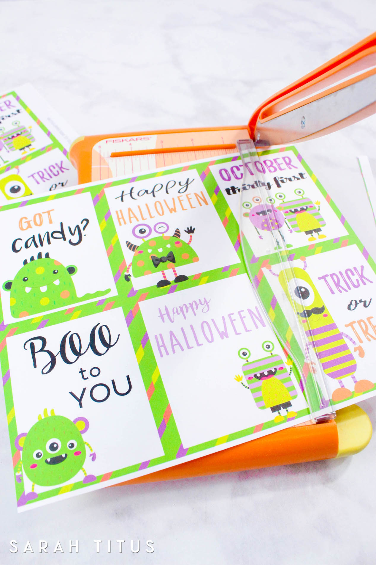 image about Printable Memory Cards known as Halloween No cost Printable Memory Playing cards - Sarah Titus