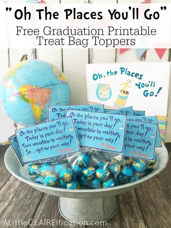 Pack cute little presents with these graduation free printable for your little ones when they transition from Preschool to Kindergarten!