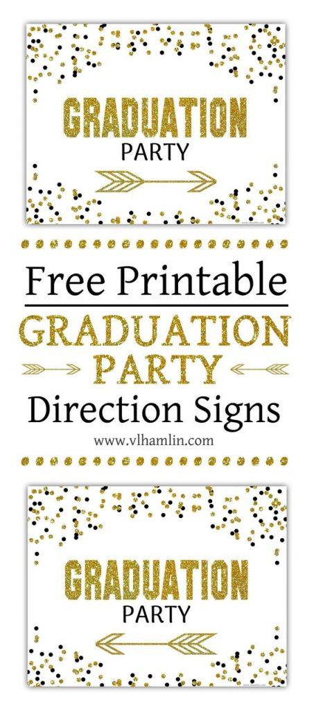 Best Top 10 Graduation Free Printables - Sarah Titus IO91