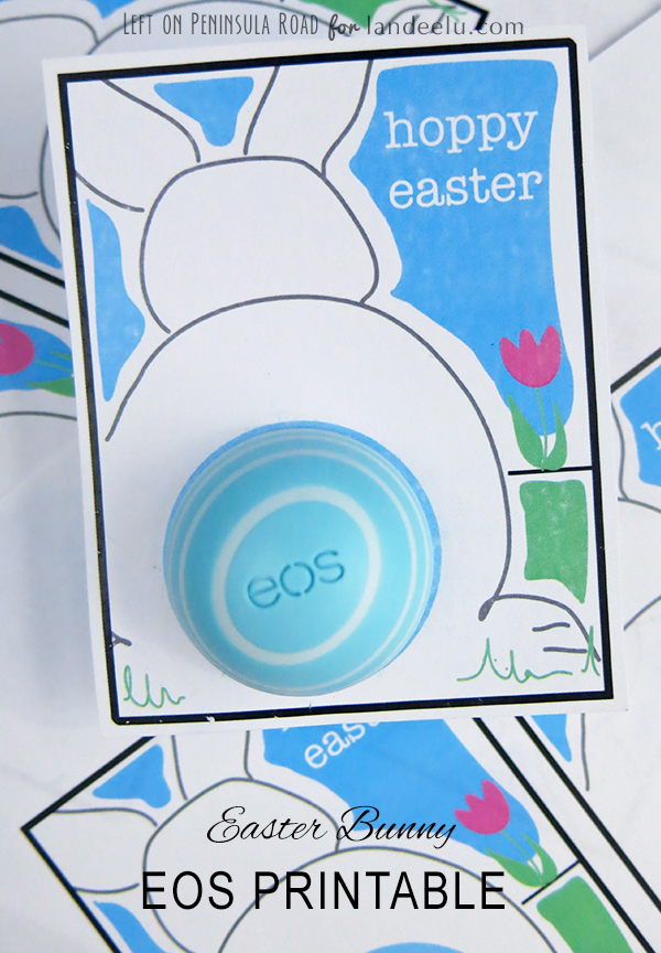 These Easter Cards are so stinkin' cute! They will look great in your kids' Easter baskets