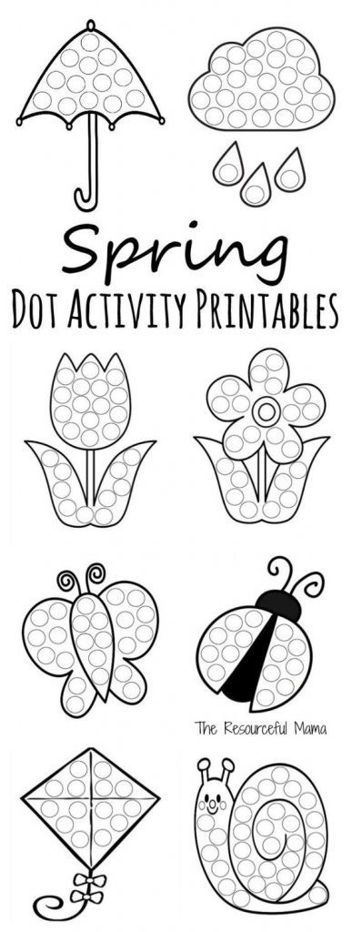 What a lovely and educational activity to do with your kids during this Spring season!