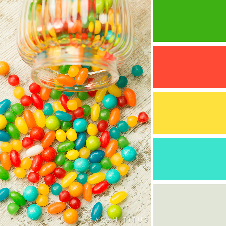 Have you ever been stuck because you don't know how to mix and match colors? I have, and it sucks; let's get some help from the spring season to plan parties, choose new clothing, and decorate our homes with these beautiful 25 Spring Color Palettes.