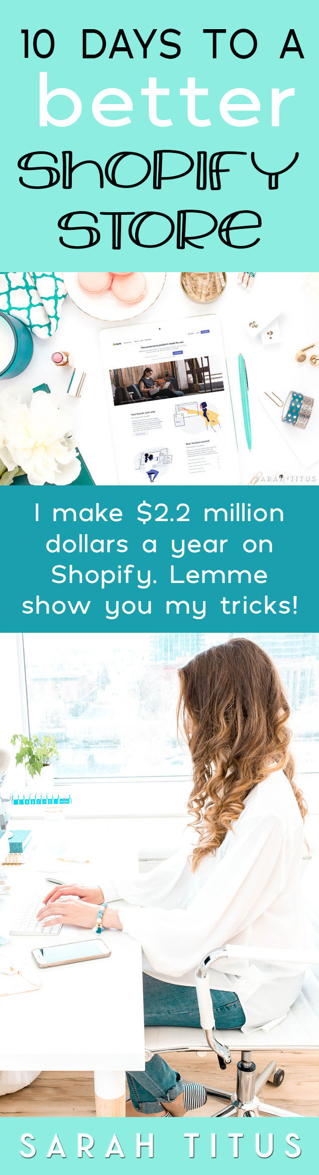 Within just 4 months on Shopify, I hit 6-figures/month without ANY paid advertising or cheap tricks. I'm now running a 7-figure/year business and I believe having your own store is an undiscovered money-making machine that most people don't even know about! #shopify #shopifystore #shopifytraining #shopifyseries